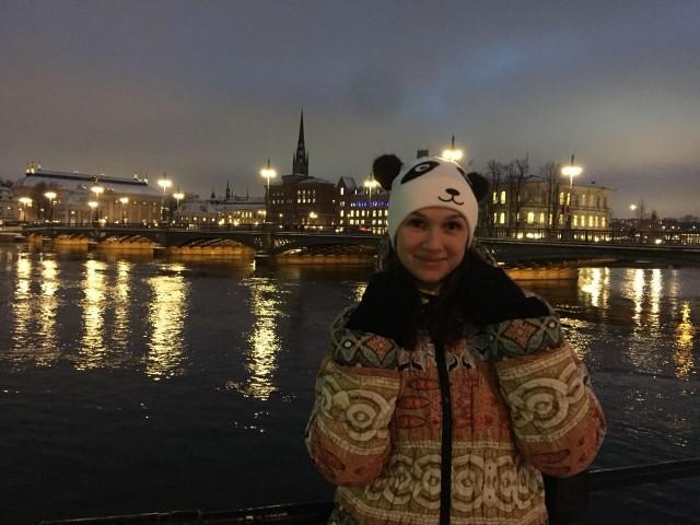 Любовь, Швеция, Векше, 33 года, 2 ребенка. Хочу встретить мужчину