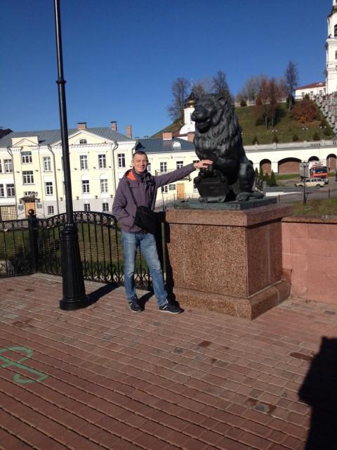 Валерий, Беларусь, Витебск, 46 лет