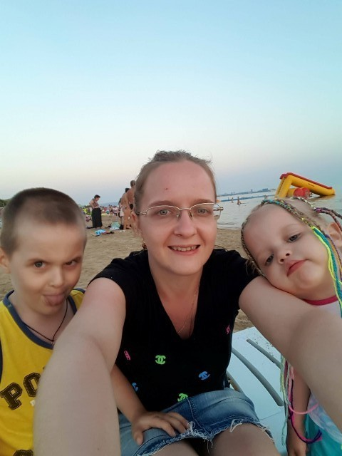Инна, Россия, Зеленоград, 32 года