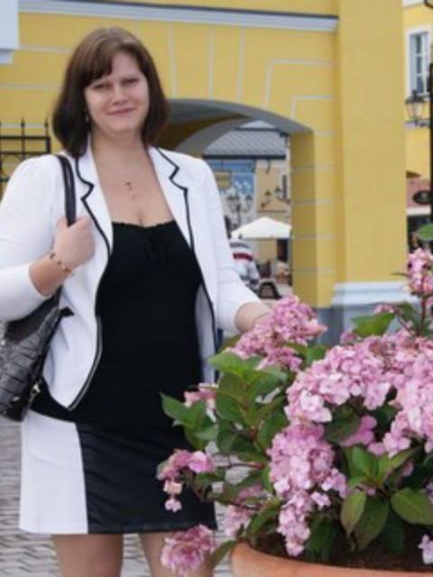 Галина, Россия, Люберцы, 35 лет