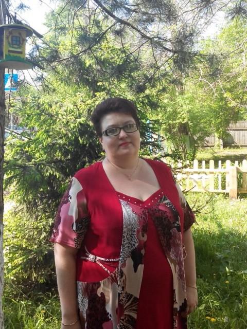 Елена, Россия, Павловский Посад, 46 лет