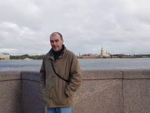 Владимир, Россия, Домодедово, 45 лет