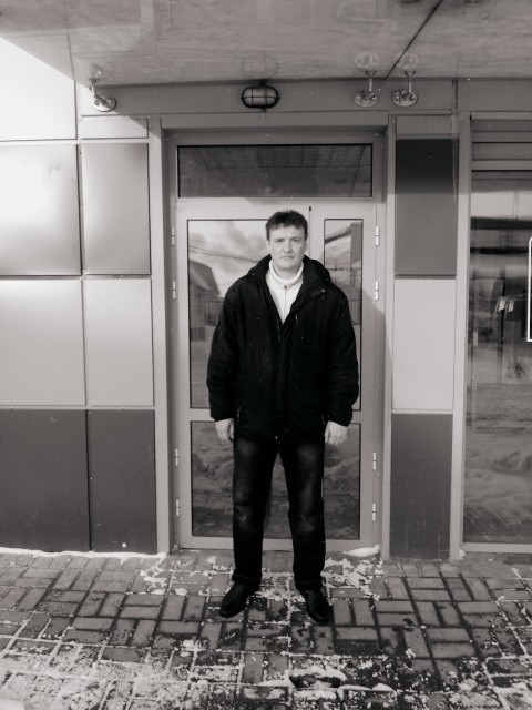 Иван, Россия, Шатура, 42 года