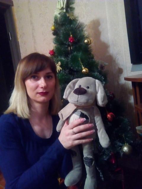 Светлана, Россия, Данков, 35 лет
