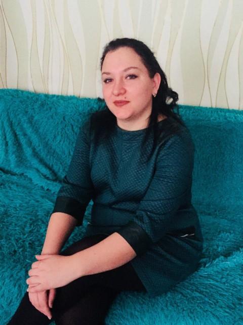 алена, Россия, Брянск, 35 лет