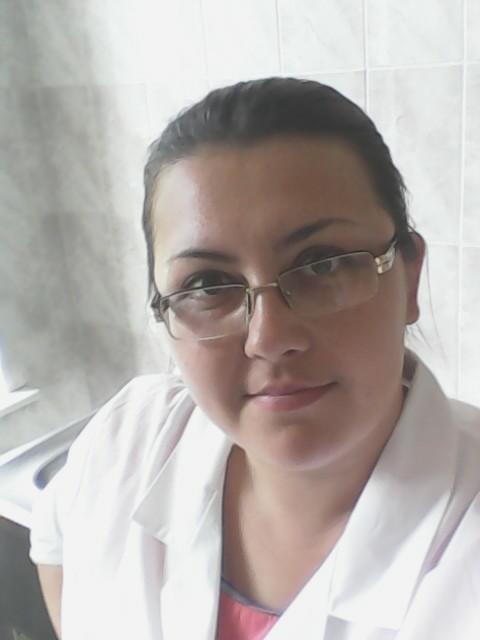 Юлия, Россия, Красногорск, 35 лет