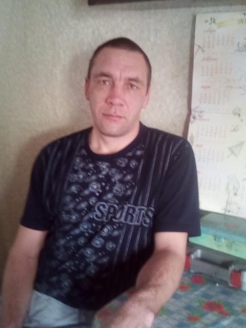 Алексей, Россия, Юргамышский район, 41 год