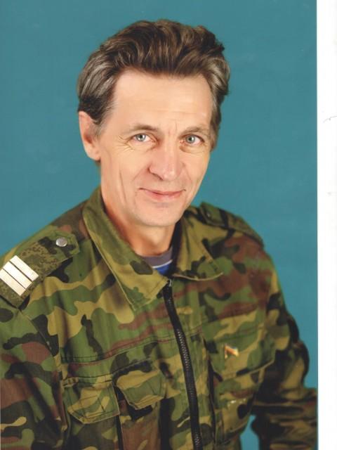 сергей лацыгин, Россия, Калач, 56 лет