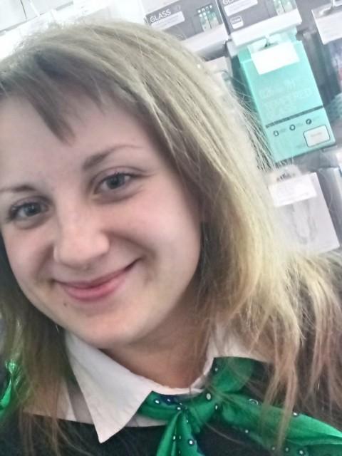 Аллочка Юдинцева, Россия, Дмитров, 26 лет