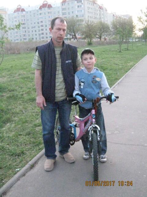 Владимир, Россия, Орёл, 50 лет