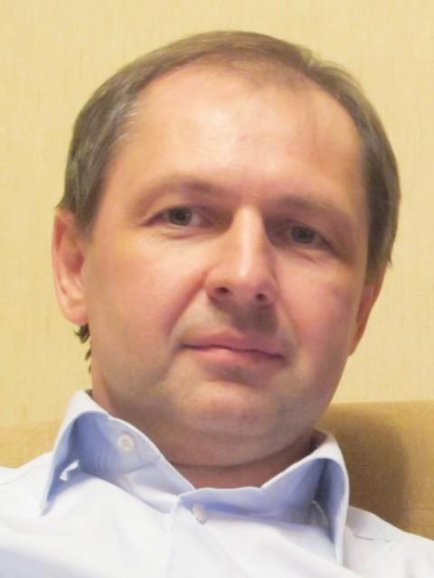 Игорь, Россия, Москва, 53 года