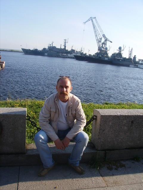 Николай, Россия, Озёры, 49 лет