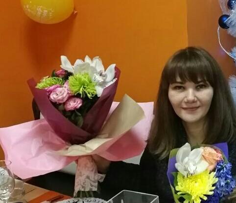 Сабина, Россия, Обнинск, 34 года