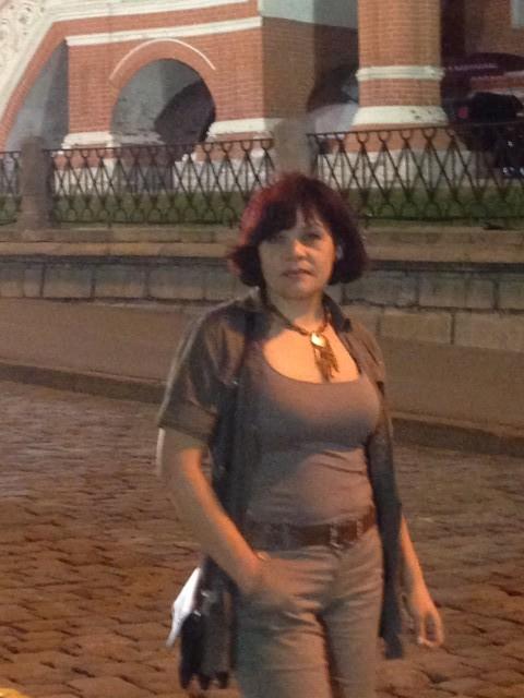 Раиса, Россия, Дмитров, 46 лет