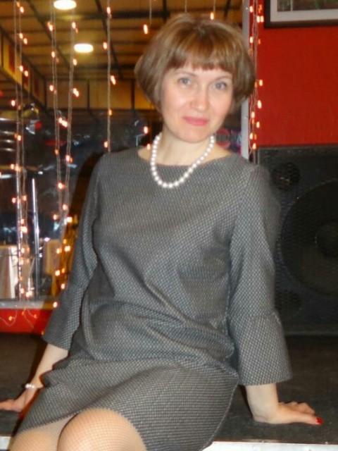Оксана, Россия, Лобня, 46 лет