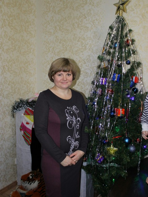 Ирина, Россия, Киржач, 45 лет