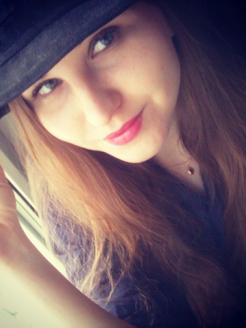 Галина, Россия, Ярославль, 22 года