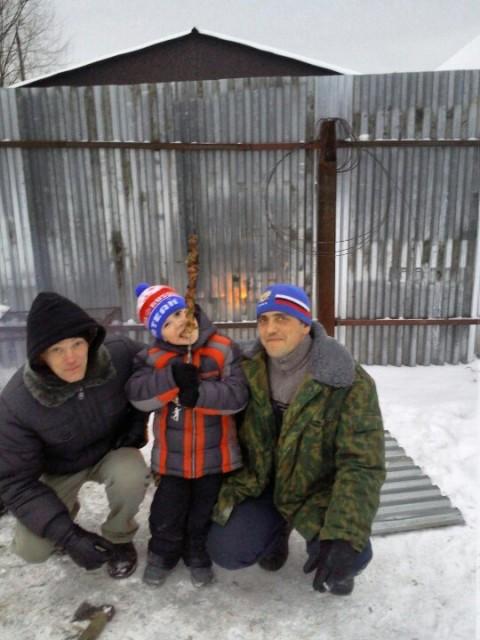 Виктор, Россия, Павловский Посад, 44 года