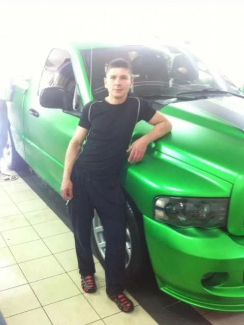 Стас, Россия, Комсомольск, 36 лет