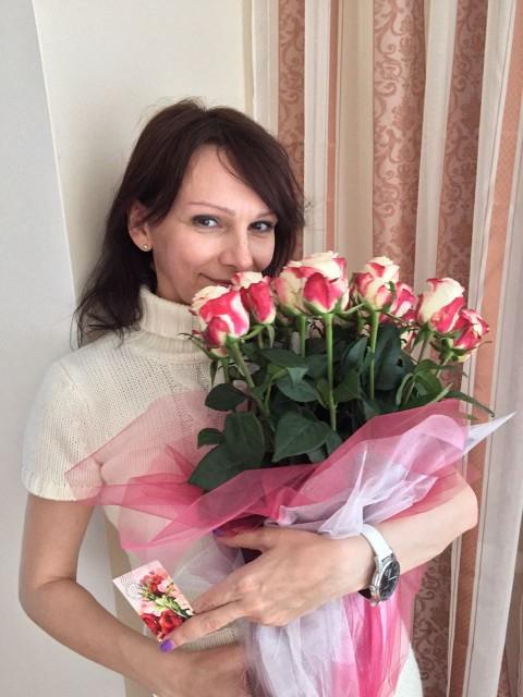 Ирина, Россия, Обнинск, 43 года