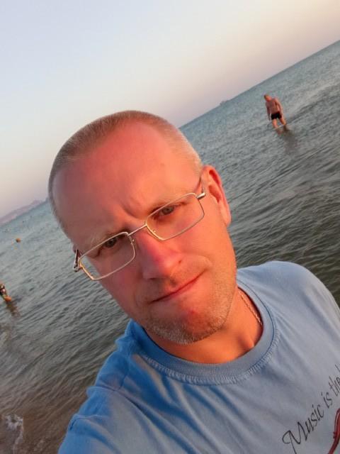 Иван, Россия, Кимры, 45 лет
