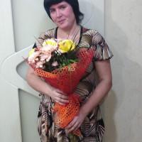 Яна, Россия, Городец, 35 лет