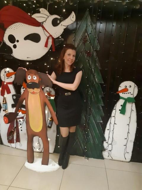 Лилия, Россия, Москва, 36 лет