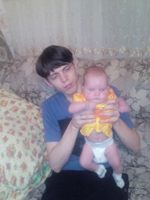 Вадим Яковлев, Россия, Братск, 30 лет, 1 ребенок. Хочу найти любящую жену и друга