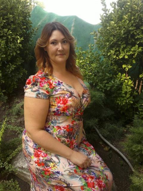 Ксюша Диденко, Россия, Геленджик, 43 года