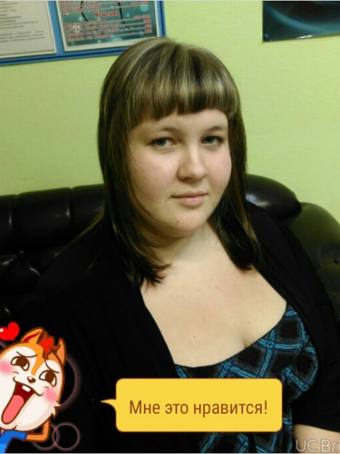 Дарья, Россия, Курск, 23 года