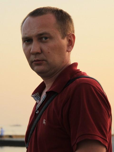 Владимир, Россия, Геленджик, 40 лет