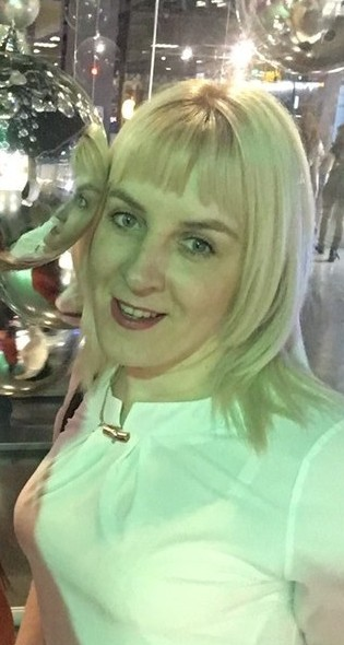 Наташа, Россия, Смоленск, 44 года