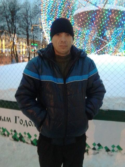 Андрей Лекомцев, Россия, Киров, 42 года