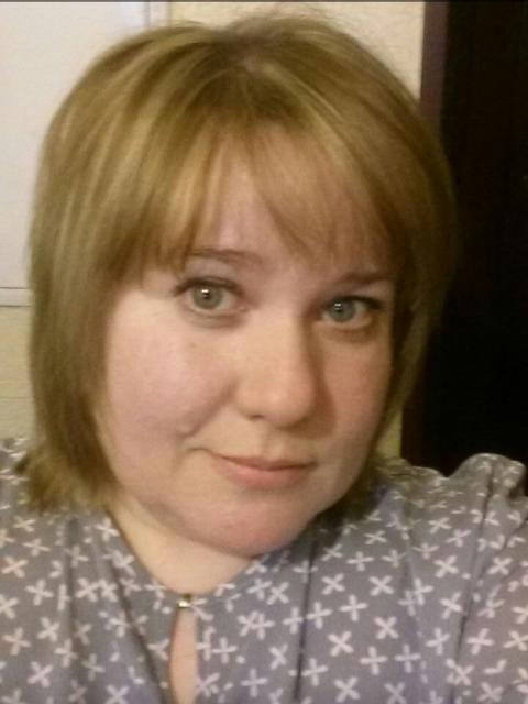 Марина, Россия, Шатура, 40 лет