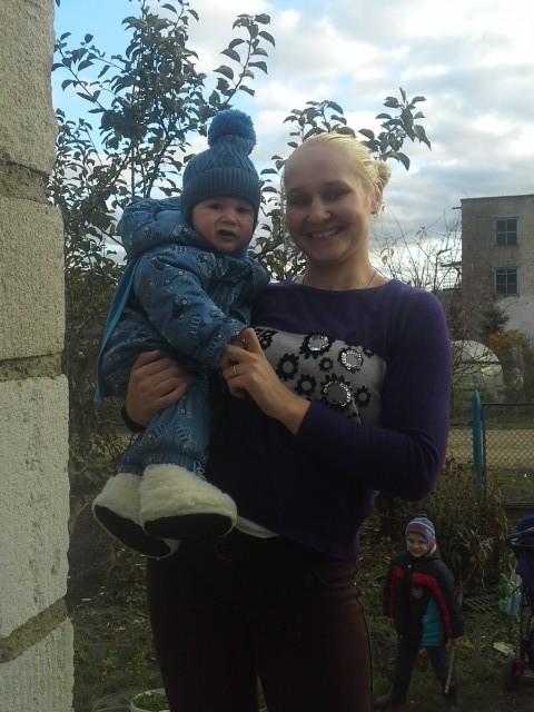 Ольга, Россия, Ярцево, 33 года