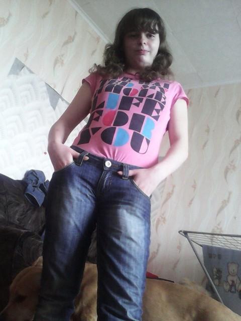 Настя Капустина, Россия, Йошкар-Ола, 25 лет