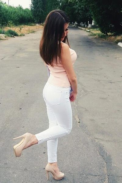Анна Никитина, Россия, 22 года