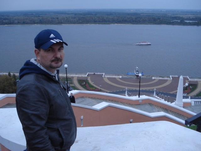 Андрей, Россия, Обнинск, 52 года