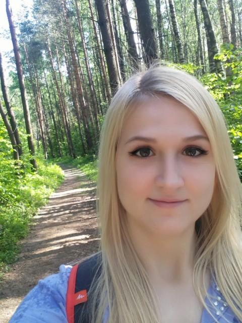 Ирина, Россия, Дмитров, 21 год