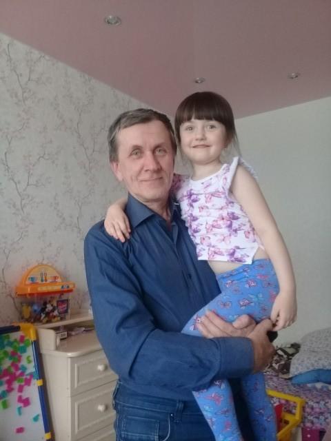 Владимир, Россия, Хотьково, 54 года