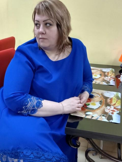 Ольга, Россия, Сыктывкар, 45 лет