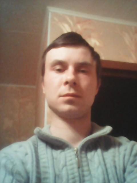 миша, Россия, Ярославль, 27 лет