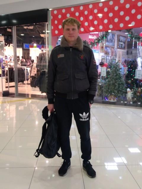 OLEG, Россия, Реутов, 35 лет