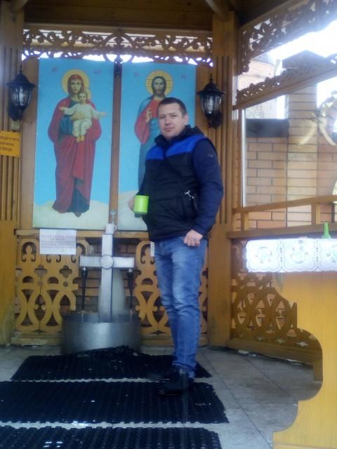 Андрей, Россия, Михайлов, 32 года