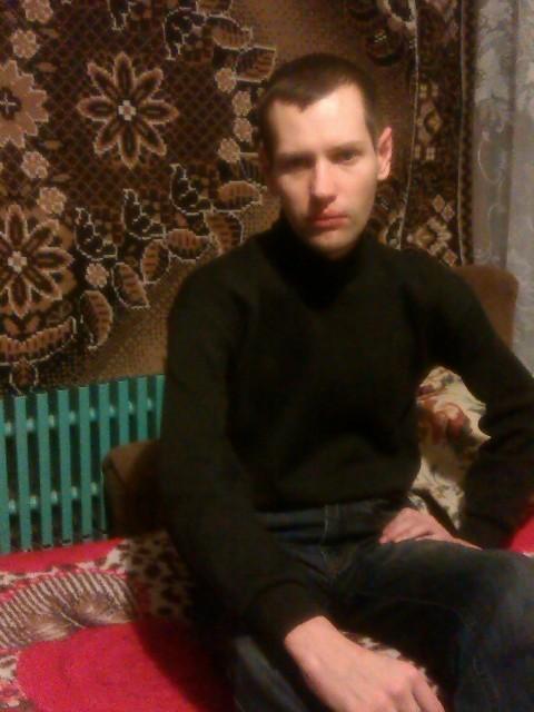 Андрей, Украина, Чернигов, 29 лет. Добрый, нежный, заботливый, адекватный. Хочу создать полноценную, крепкую, счастливую.......а главно