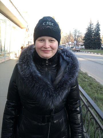анна, Россия, Жуковский, 35 лет