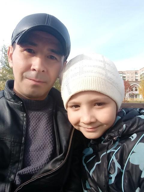 Ильшат, Россия, Ишимбай, 42 года