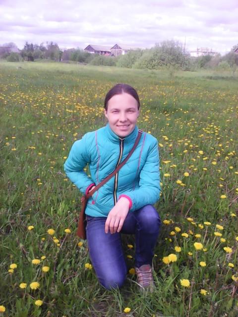 Анастасия, Россия, Нолинск, 35 лет