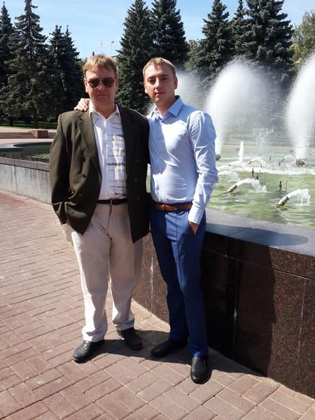 Андрей Перцев, Россия, Троицк, 51 год