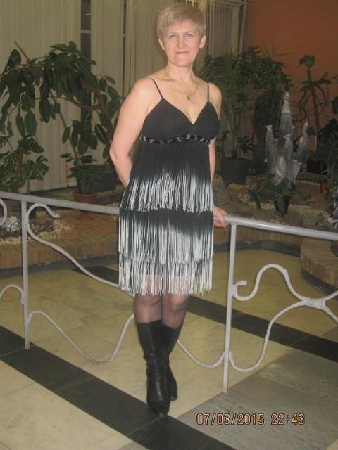 Валентина, Россия, Орёл, 49 лет